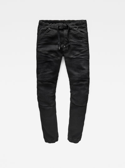 5620 3D Sport Tapered Cuffed Jeans
