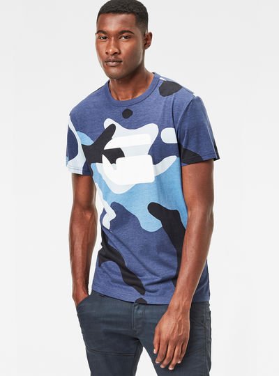 Hifton Pattern T-Shirt