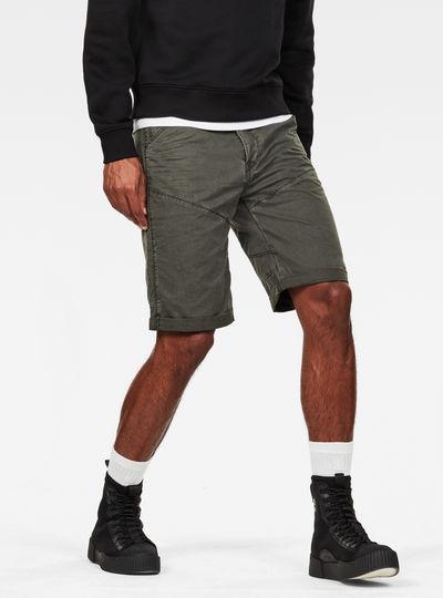 5621 3D 1/2 Shorts