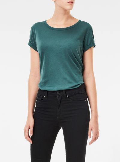 Dubby Straight T-Shirt