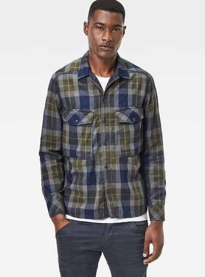 Type C Straight Utility Shirt
