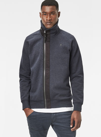 Empral Zip Sweater