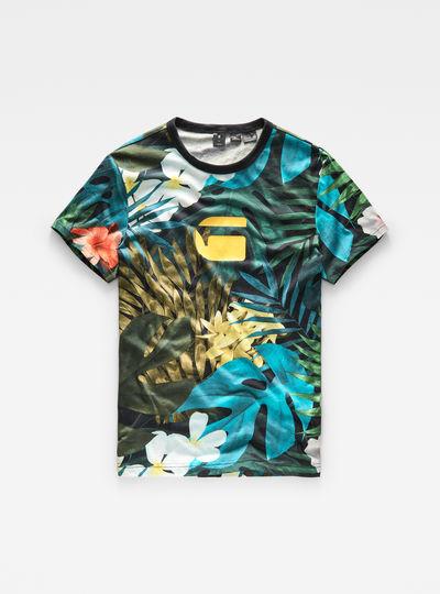 Aloha Print T-Shirt