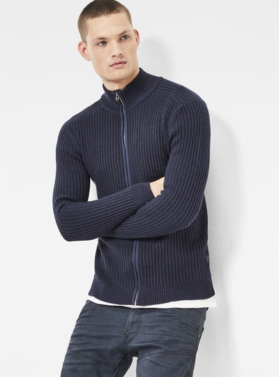 Mirtam Zip Knit