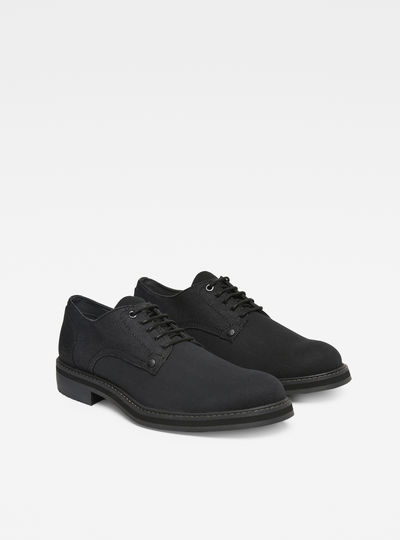 Warth Derby Lace-Ups