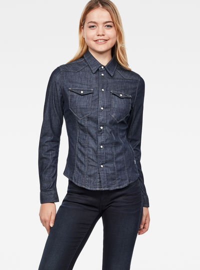Shirts | Women | G-Star RAW®