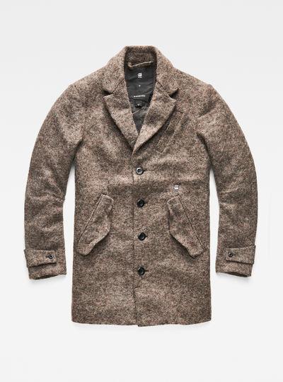 Frock Wool Coat