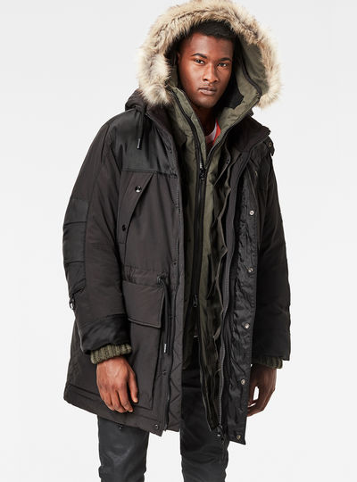 Artol 2-Piece Hooded Parka
