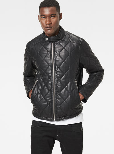 Suzaki Deconstructed Quilted Jacket