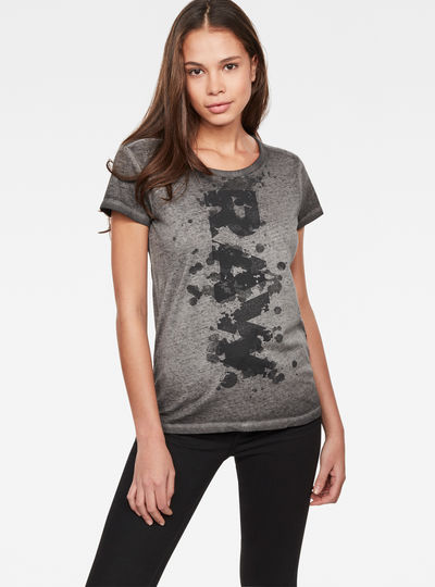 Trozera Straight T-Shirt