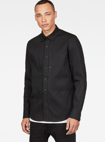 Rackam Denim Straight Shirt
