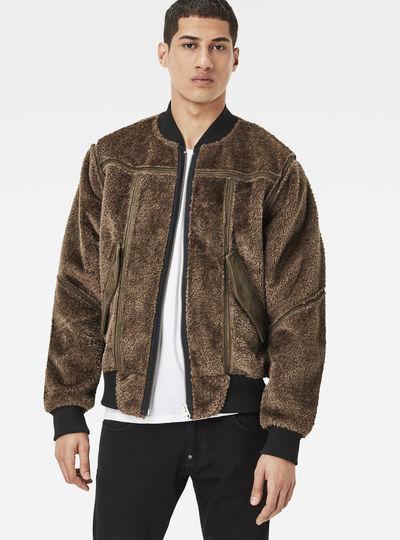 Deline Bomber Jacket