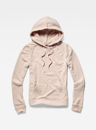 Loose hooded sw wmn l/s
