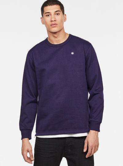 Core Zip Sweater