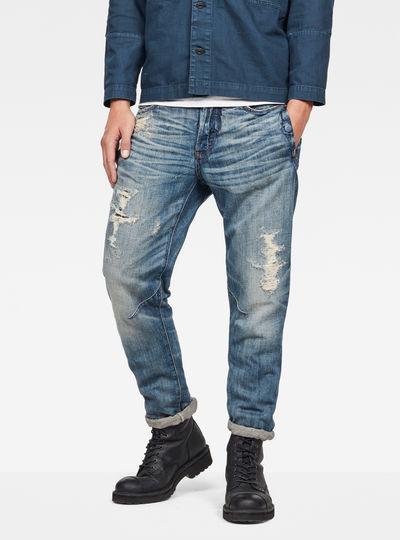 Raw Essentials D-Staq 3D Tapered Jeans