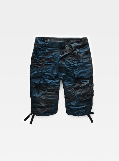 Rovic Loose 1/2-Length Shorts