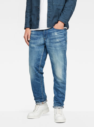 Type C 3D Straight Jeans