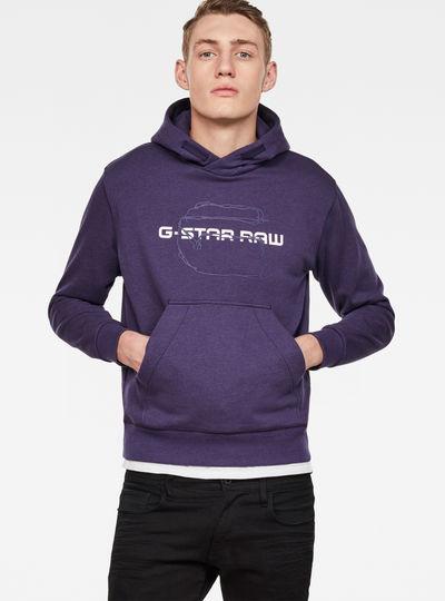 Tars Hooded Sweater