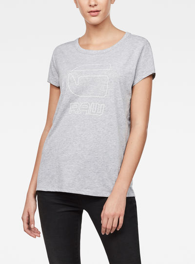 Genzia Straight T-Shirt