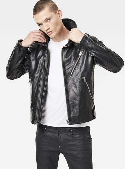 Empral 3D Leather Jacket