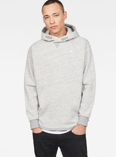 Calow Raglan Hooded Sweater