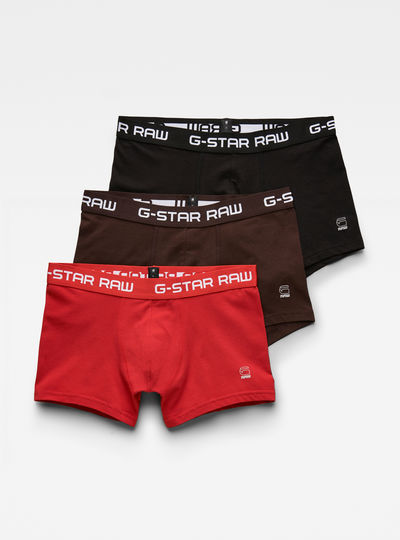 Classic Trunk Color 3-Pack