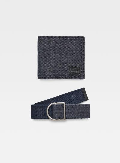Estan Giftpack Wallet + Belt