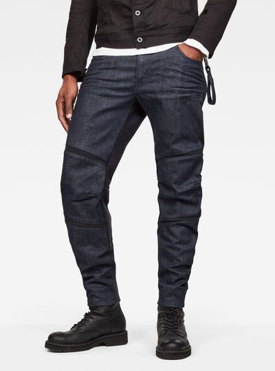 Raw Essentials Motac 3D Slim Jeans