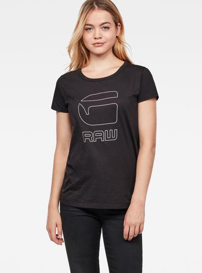 Genzia Straight T-Shirt