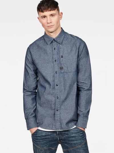 H-A Stalt Straight Shirt
