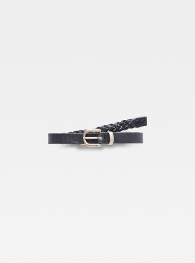 Fida Braided Belt