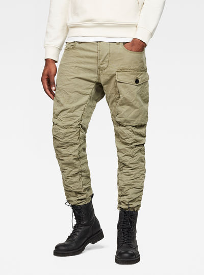 Tendric 3D Tapered Pants