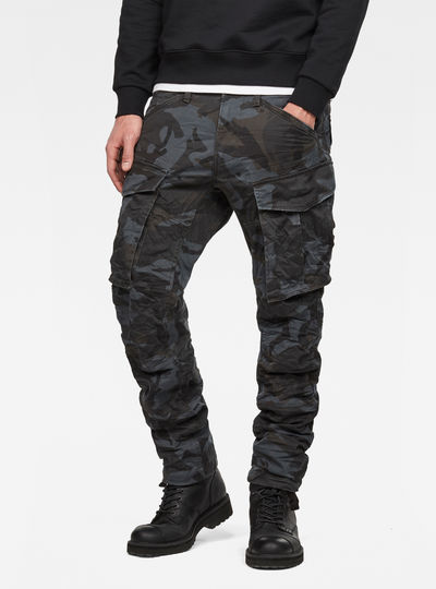 Rovic 3D Tapered Jeans