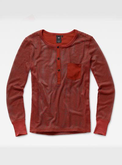 Zalow Straight Granddad T-Shirt