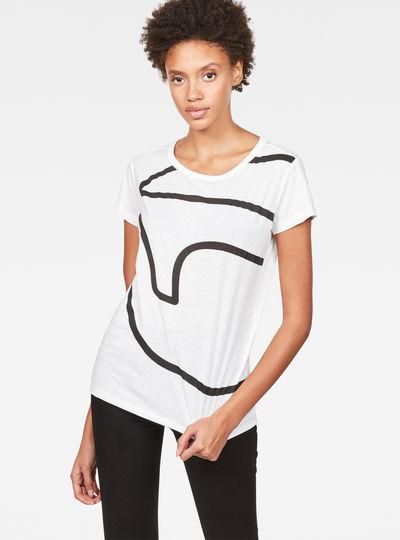 Flemster Straight T-Shirt