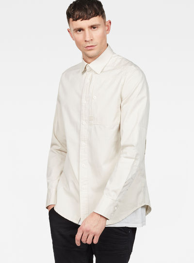 Hybrid Archive Stalt Straight Shirt