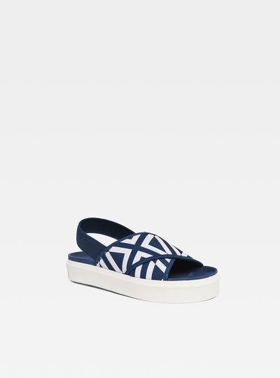 Strett Flat Sandal