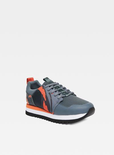Deline Pattern Sneaker
