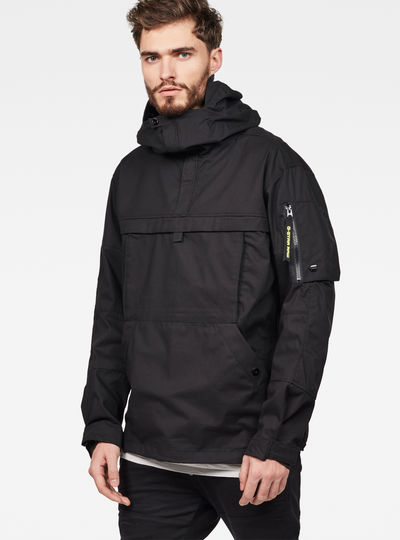Rackam Anorak Hooded Overshirt