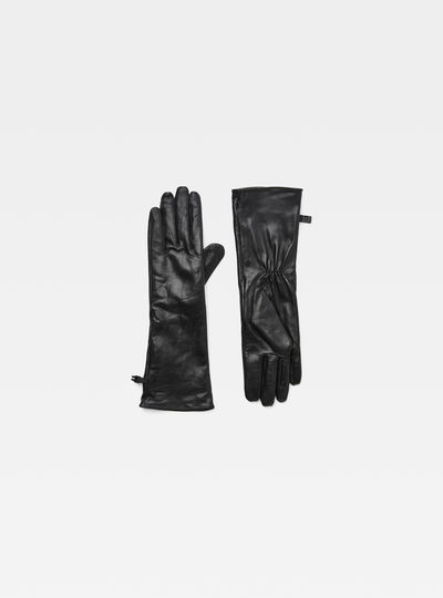 Ansem Long Leather Glove