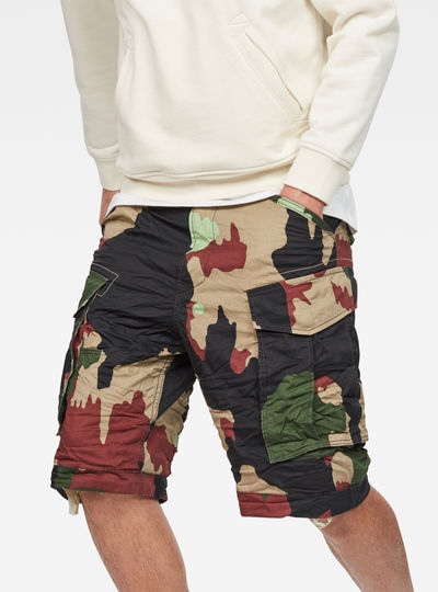 Rovic Loose Shorts