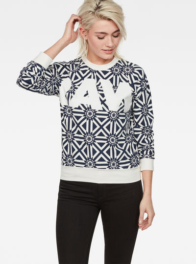 PG Cropped Sweater
