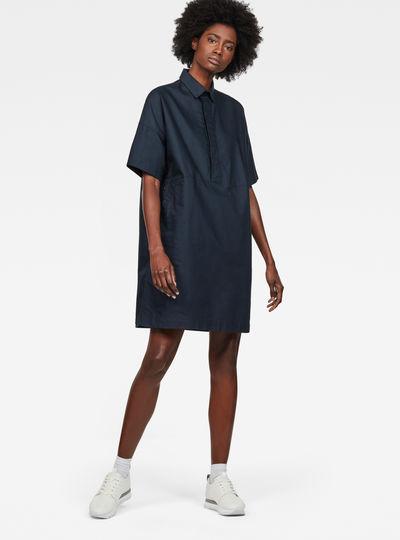 Deline Polo Dress