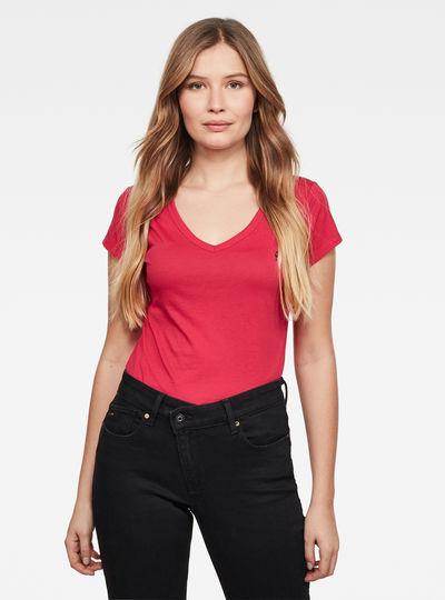 Eyben Slim V-Neck T-Shirt
