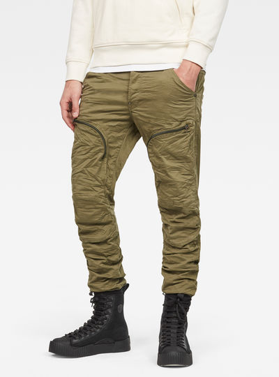 Air Defence zip 5620 3d slim pants