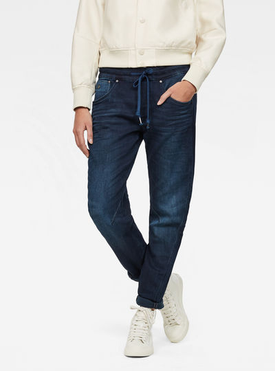 A3D Sport Mid Boyfriend Jeans