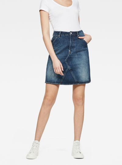 5622 Custom A-Line Skirt