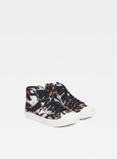 Rovulc Mid Pattern Sneaker