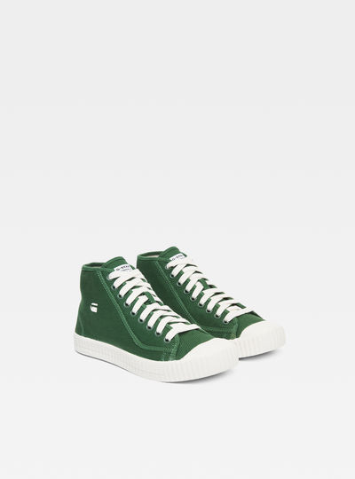 Mens Rovulc Low Trainers G-Star