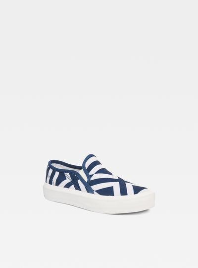 Strett Slip-On Pattern Sneaker